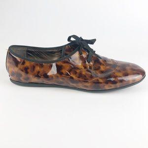 AGL Attilio Giusti Leombruni Animal Print Sneakers
